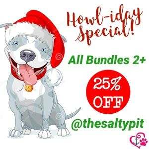 Howl-iday Special! All Bundles 2+ Now 25% Off!